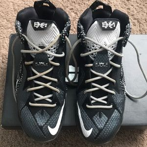 Nike Shoes - Lebron XII Black History Moths